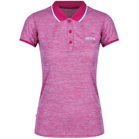 Regatta Remex II Camiseta Manga Corta Mujer, rosa